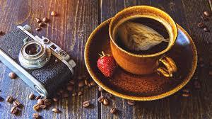 コーヒーとカメラ